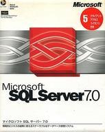 【エントリーでポイント最大27倍!(6月1日限定!)】【中古】WindowsNT CDソフト Microsoft SQL Server 7.0
