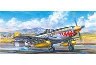 【エントリーでポイント最大19倍!(5月16日01:59まで!)】【新品】プラモデル 1/32 ノースアメリカン F-51D マスタング 朝鮮戦争 「エアークラフトシリーズ No.28」 [60328]