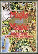 【中古】PC-9801 5インチソフト Might and Magic 2 [5インチ版](状態:呪文一覧表欠品)