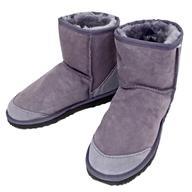 【エントリーでポイント最大19倍!(5月16日01:59まで!)】【中古】シューズ(女性アイドル) 高城れに(ももいろクローバーZ) MCZ公式Sheepskin boots(ブーツ) パープル 25cm WEB受注限定