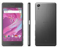 【中古】携帯電話 スマートフォン Xperia X Performance SOV33 (グラファイトブラック) [SOV33SKA] (状態:本体状態難)