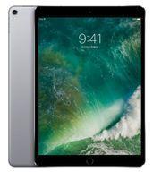 【中古】タブレット端末 iPad Pro 10.5インチ Wi-Fi+Cellular 64GB (SIMフリー/スペースグレイ) [MQEY2J/A](状態:本体のみ/本体状態難)