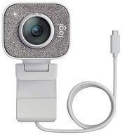 【中古】Windows10/MacOSX10 ハード ウェブカメラ マイク内蔵 USB-C接続 StreamCam(ホワイト)[C980OW]