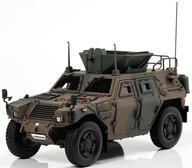 【エントリーでポイント10倍!(9月11日01:59まで!)】【新品】ミニカー 1/43 陸上自衛隊 軽装甲機動車 LAV 海外派遣仕様 [IS430006]
