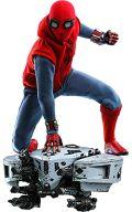 世界の 【】フィギュア スパイダーマン(ホームメイド・スーツ版) 「スパイダーマン:ファー・フロム・ホーム」 ムービー・マスターピース 1/6 アクションフィギュア, Jewellery SHIBATA 1e535d02