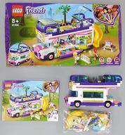 【エントリーでポイント10倍!(9月11日01:59まで!)】【中古】おもちゃ [開封済] LEGO フレンズのうきうきハッピー・バス 「レゴ フレンズ」 41395