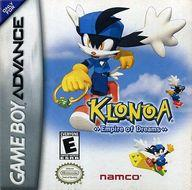 奉呈 送料無料 smtb-u 中古 GBAソフト 北米版 国内版本体動作可 日本最大級の品揃え KLONOA:Empire of Dreams