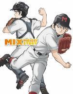 送料無料 smtb-u 中古 アニメDVD MIX 完全生産限定版 いよいよ人気ブランド BOX Vol.1 DVD 新色追加して再販
