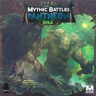 送料無料 smtb-u 中古 ボードゲーム 日本語訳無し ミシック バトルズ: パンテオン Pantheon Battles: Expansion 宅送 - Hera エキスパンション ヘラ 付与 Mythic