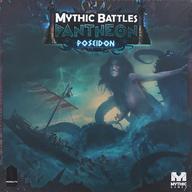 <title>送料無料 smtb-u 中古 ボードゲーム 日本語訳無し ミシック バトルズ:パンテオン - ポセイドン エキスパンション Mythic Battles: Pantheon Poseidon 奉呈 Expansion</title>