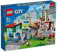 送料無料 即日出荷 smtb-u 中古 おもちゃ LEGO 60292 シティ レゴ ロードプレート付 ギフ_包装 レゴシティのタウンセンター