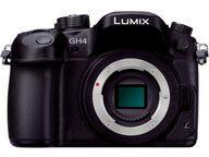 送料無料 smtb-u 中古 カメラ パナソニック デジタル一眼カメラ GH4 DMC-GH4-K お気にいる 1605万画素 プレゼント ボディ ブラック LUMIX