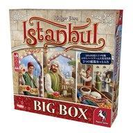 送料無料 smtb-u 中古 ボードゲーム イスタンブール 定番スタイル 日本語版 BIG Istanbul BOX 日本メーカー新品