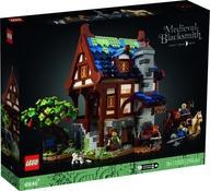 送料無料 smtb-u 公式サイト セール 中古 おもちゃ LEGO 21325 レゴ 中世のかじ屋 アイデア