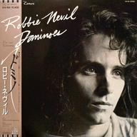 【中古】LPレコード ロビー・ネヴィル / ドミノ[帯付]