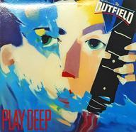 【中古】LPレコード THE OUTFIELD / PLAY DEEP[輸入盤]