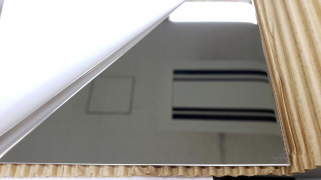 DIY 日曜大工 補修などに使用される 鏡面研磨加工 受注生産品 目無し#800 ステンレス 304 #800 新発売 SPV 板厚 0.8mmx200mmx200mm SUS