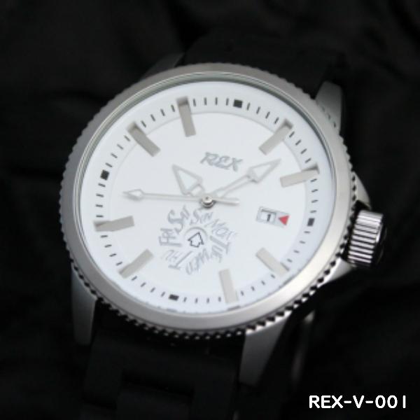 台湾・腕時計【REX・Vタイプ】腕時計 時計 ユニセックス メンズ レディース 台湾 人気 お土産 若者 普段 3気圧防水 シンプル おしゃれ かっこいい ポイント 記念 お祝い プレゼント 子供 仕事 贈り物 特別 実用的 カラー お揃い ペアウォッチ