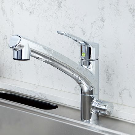 OSS-ES4 キッツマイクロフィルター オアシックス 家庭用浄水器 アンダーシンクII形 (カートリッジOSSC-4付)