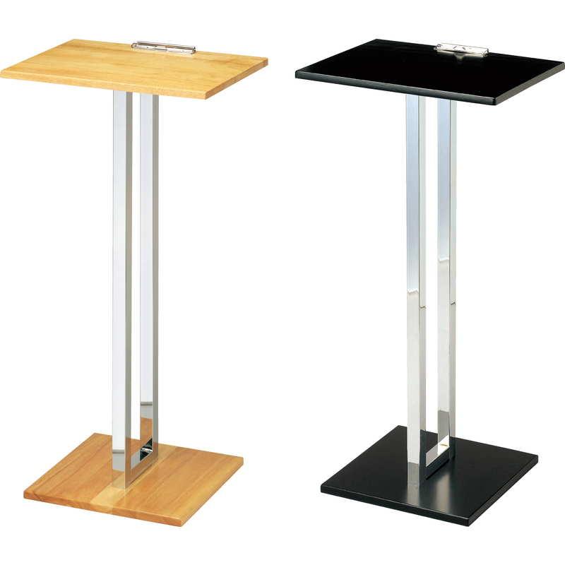 木製 テーブル型 記名台【SS-039】返品不可品[えいむ メニュー 記名 スタンド 記名台]