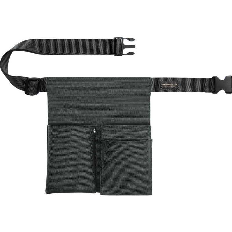 ワーキングホルダー 2P+1P ナイロン 3セット ZSK-R-756-60 返品不可品 シンビ 伝票ホルダー ラッピング無料 ウェストポーチ ウェイター 当店は最高な サービスを提供します POS 飲食店 ポケット