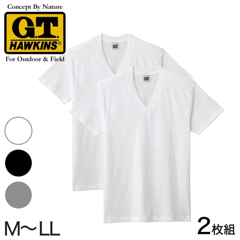 20ef8f410ee28 『何回洗っても首回りが伸びにくい! 丈夫で長持ち&着心地満点のGTホーキンスTシャツ』 メンズのインナー用Tシャツで、こんなお悩みはありませんか?