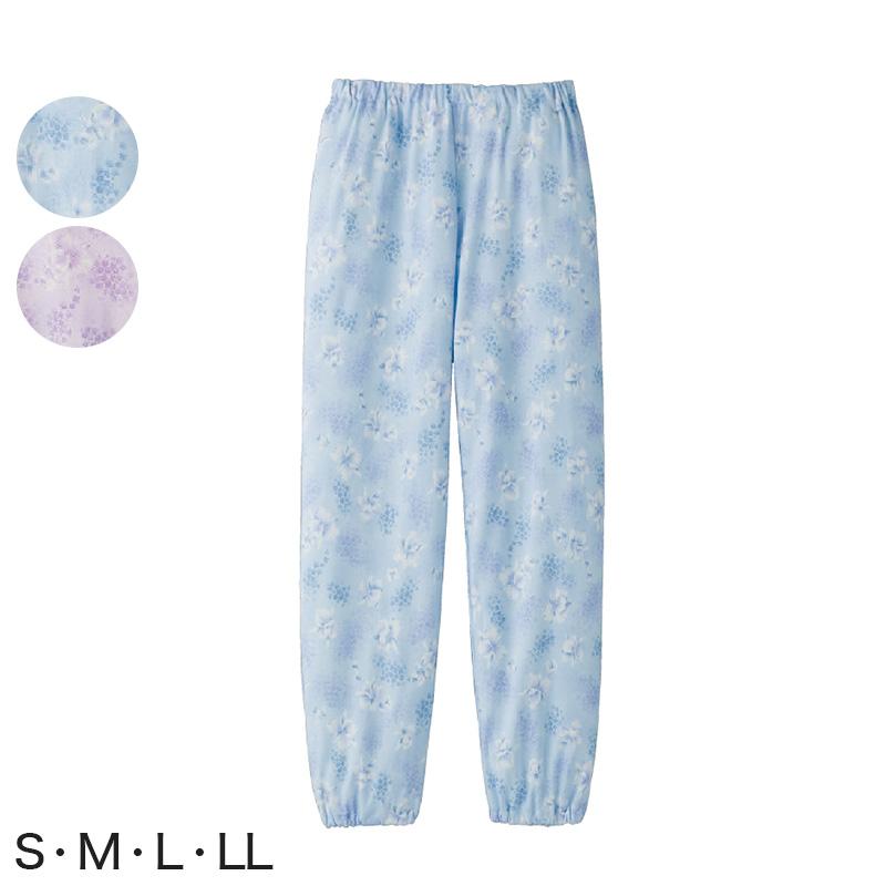 レディース パジャマ 婦人 パンツ S~LL ズボン ボトム 安心の定価販売 売却 送料無料 取寄せ