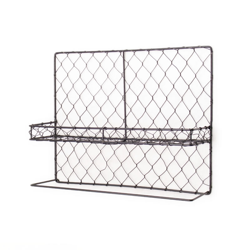 Wire Wall Shelf | Suudiah Iron Interiour Goods Shop Wire Wall Rack Towel Bar Iron