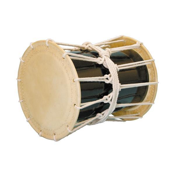 かつぎ桶胴太鼓1.4尺(白紐)
