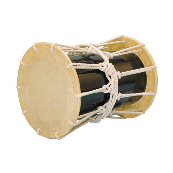 かつぎ桶胴太鼓1.2尺(白紐)
