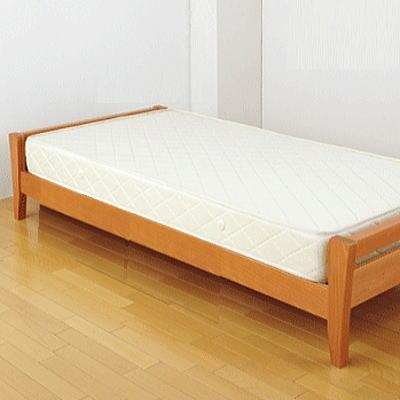 [全品ポイント5倍]FM01 ベッド(フット&フットタイプ)1113-03111クィーンサイズ 163×216×43cm 西川リビング 北欧テイストのベッド[送料1690円] RCP