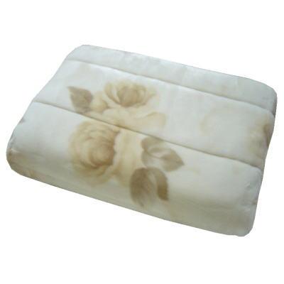 温泉毛布の敷きパッド ソフィアシングルサイズ(100×205cm)まるで温泉に入っているような快適さプレミアムミンクタッチ日本毛布工業組合 izumiotsu 日本製
