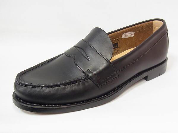 リーガル モカシン ローファー REGAL 51VR BB BLK ブラック 2E メンズ ビジネスシューズ 紳士靴