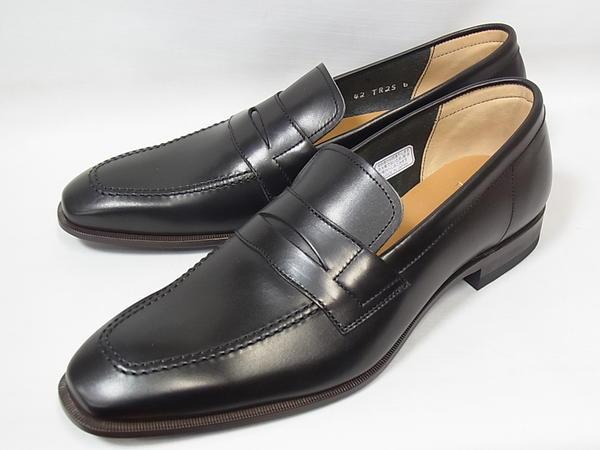リーガル 正規品 ローファー REGAL 42TR BD BLK ブラック 2Eメンズ ビジネスシューズ 新作 紳士靴