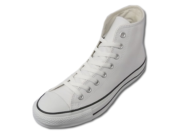 f91b9bd57547 suzuchu-footwear  Converse leather all-stars higher frequency elimination  CONVERSE LEA ALL STAR HI WH white men gap Dis sneakers shoes