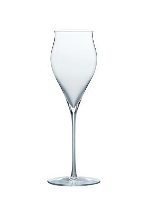 グラス シャンパングラス 手づくり たなごころ 1個入り 300ml ギフト