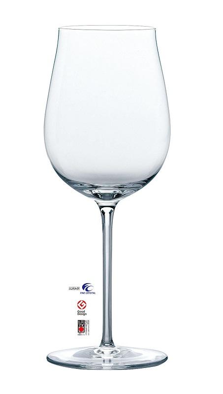 ワイングラス 手づくり 強化クリスタル ワイングラス1個入り450ml たなごころ N262-80(-N) ギフト