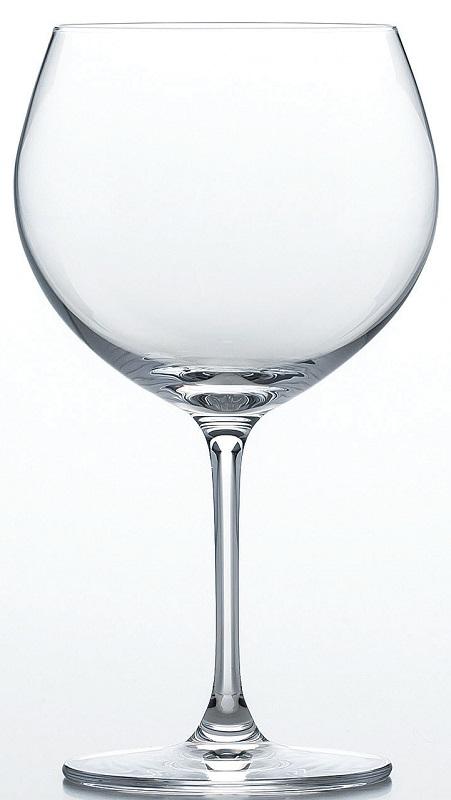 ワイングラス ワインモンラッシェグラス6個入620ml 強化クリスタル パローネ RN-10275CS