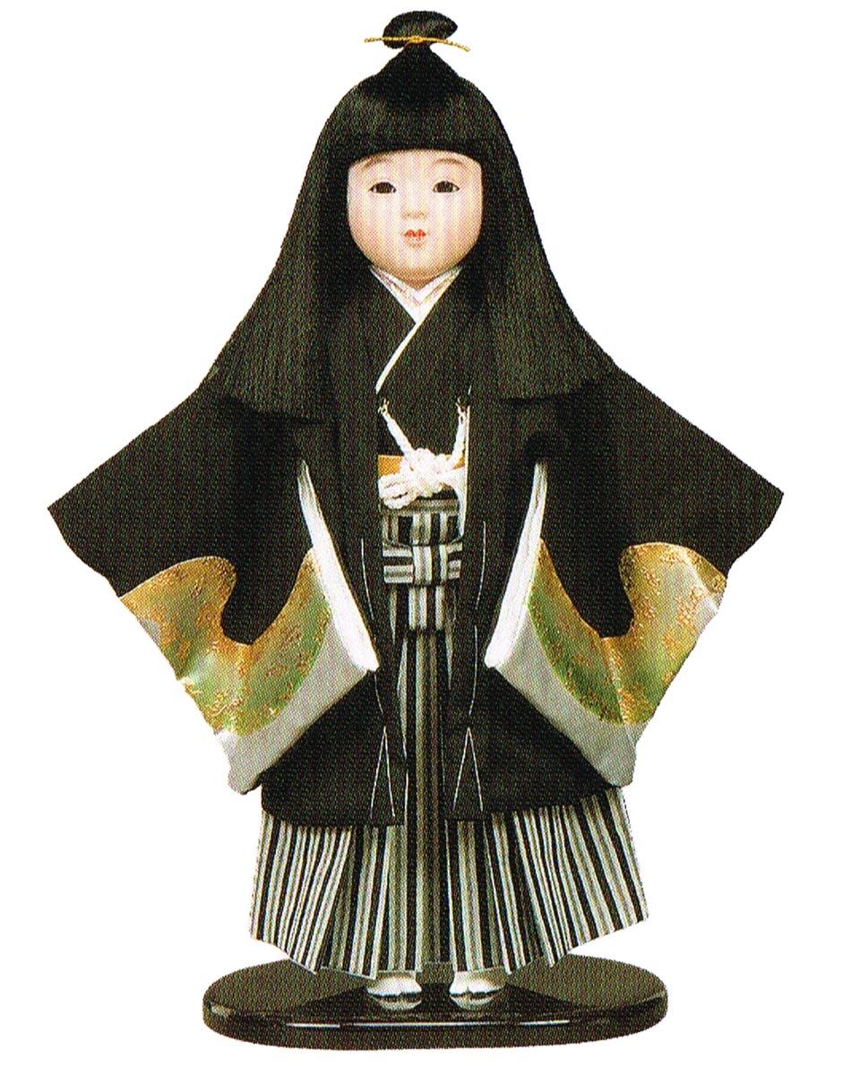 送料無料 平安豊久作 市松人形 13号 金彩 男 〈平安豊久 いちまつにんぎょう いちまさん 日本人形 和人形 和服衣装着人形 伝統人形 衣裳着人形 衣装着人形 着物人形 女の子のお人形 おにんぎょう 伝統工芸品 通販〉