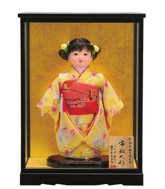送料無料 東玉作 市松人形 8号 はなみずき 〈雛匠東玉 いちまつにんぎょう いちまさん 日本人形 和人形 和服衣装着人形 伝統人形 衣裳着人形 衣装着人形 着物人形 女の子のお人形 おにんぎょう 伝統工芸品 通販〉