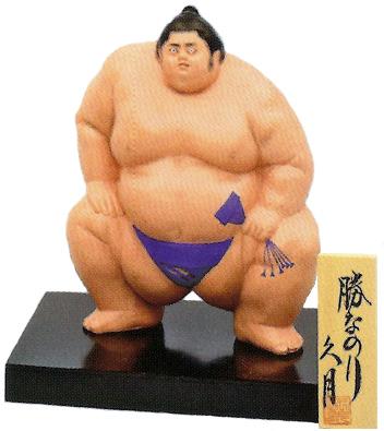 久月作 博多人形 勝なのり 〈日本人形 はかたにんぎょう 和のインテリア・置物 日本の伝統品 海外・外国への贈り物・プレゼントにもおススメです! 通販〉