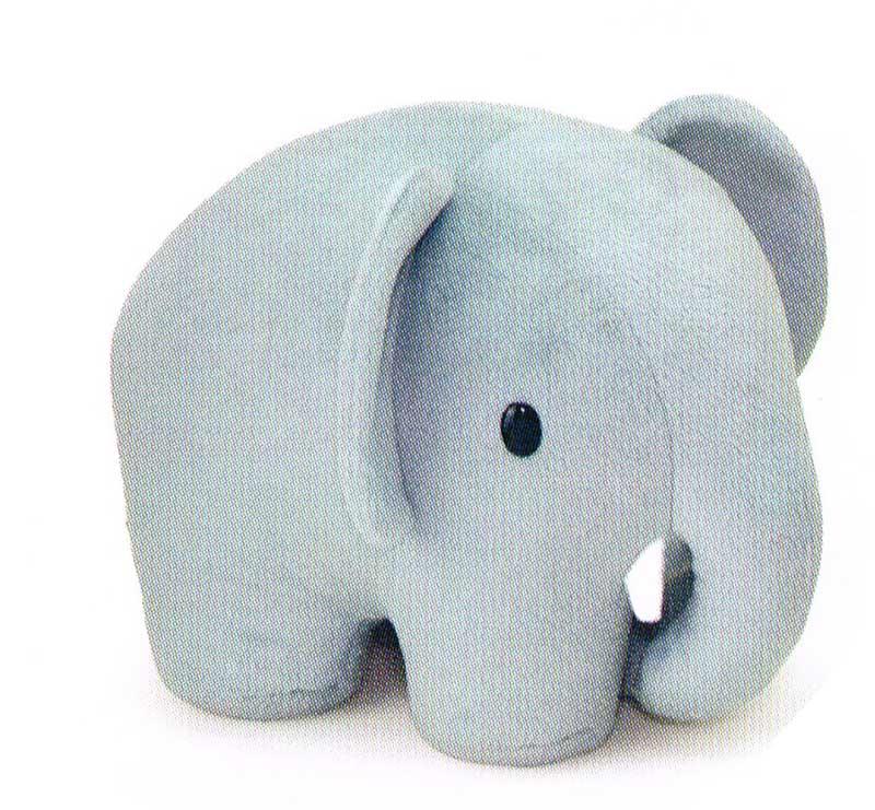 細部までこだわりイラストそのままの可愛さを表現! ぬいぐるみ Bruna family ブルーナファミリー ゾウ M 〈縫い包み 縫いぐるみ ヌイグルミ ぞう 象 Elephant ブルーナファミリー 通販〉