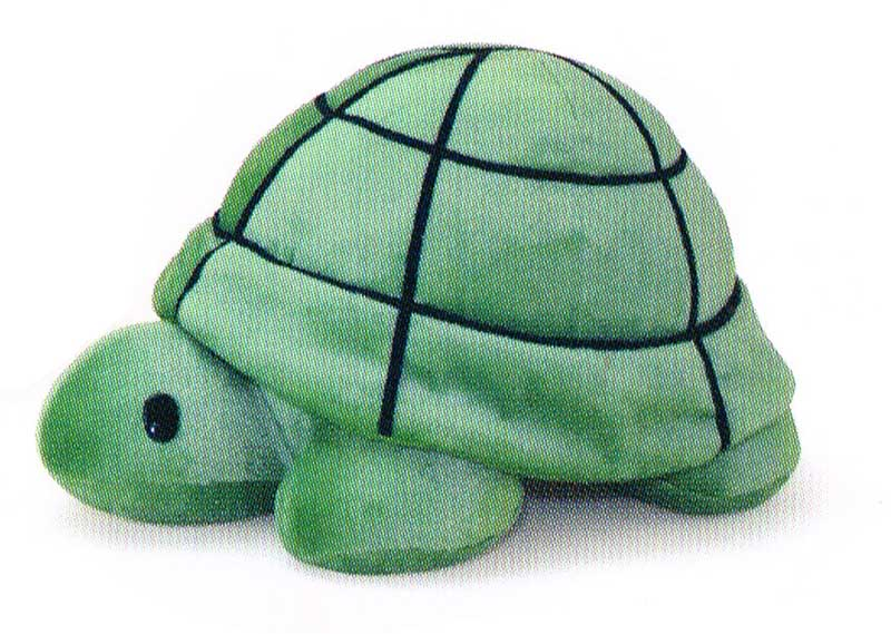 細部までこだわりイラストそのままの可愛さを表現! ぬいぐるみ Bruna family カメ M 〈縫い包み 縫いぐるみ ヌイグルミ かめ 亀 tortoise ブルーナファミリー 玩具 おもちゃ ブルーな 通販〉