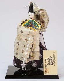 H.,作出警司二條井粉絲製作娃娃 (娃娃性能) 翁沖繩日本能樂娃娃