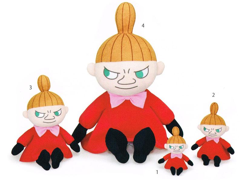 ムーミン ぬいぐるみ ニヤリほほ笑むリトルミイ 2L お写真3番の商品になります。 〈Moomin むーみん キャラクター縫い包み 縫いぐるみ ヌイグルミ トーベ・ヤンソン ちびのミイ 玩具 おもちゃ 通販〉