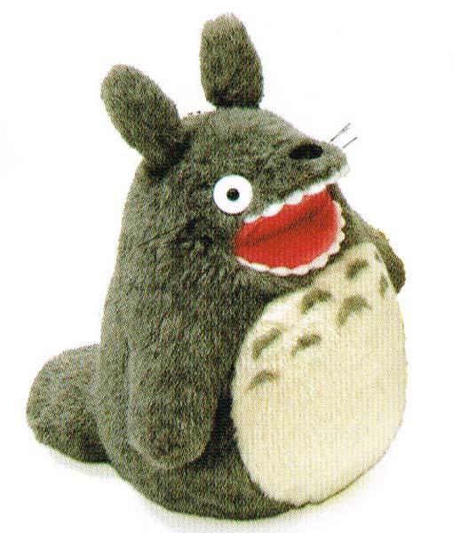 となりのトトロ ぬいぐるみ 大トトロ 吠えM 〈スタジオジブリグッズ アニメーション・映画キャラクター縫い包み となりのととろ 縫いぐるみ ヌイグルミ 隣のトトロ 吠えるトトロ 玩具 おもちゃ Studio Ghibli My Neighbor Totoro〉