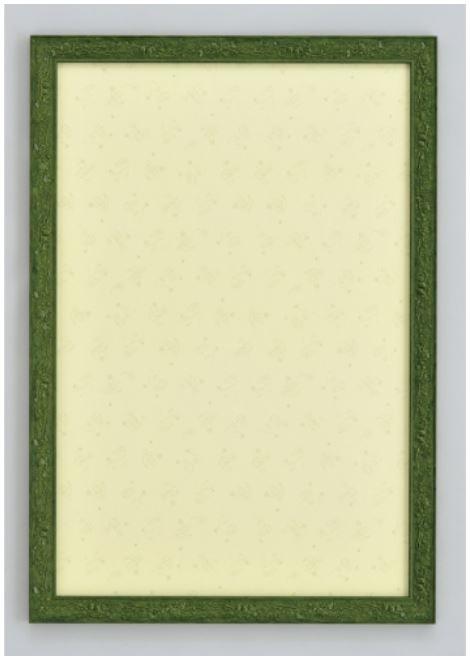 アニメーションジグソーパズルシリーズ 趣味のパズル スタジオジブリ作品専用パズルフレーム 1000ピース用 【葉っぱ(緑)】 〈Studio Ghibli jigsaw puzzle frame 玩具 おもちゃ 1000ピース 1000P 1000P 知育パズル パズルケース パズル入れ〉