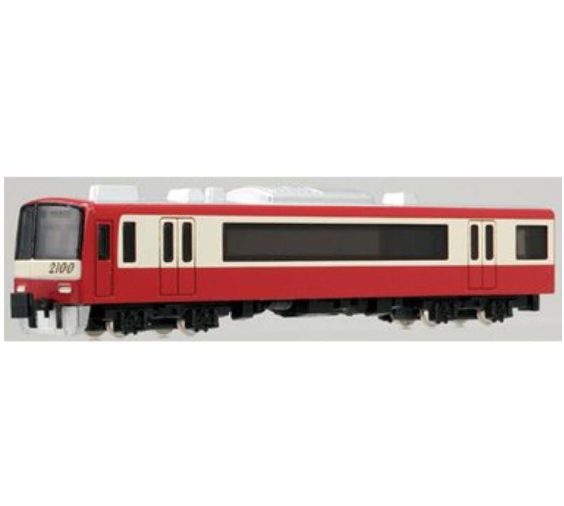工作火车集合微型火车爱好玩具、 模型 N 规模和 N 规模车辆京滨高速铁路京成快速快速 (免费讲座) 2100年系列列车 [火车模型迷你火车模型微型火车微型铁路火车模型微型火车玩具]