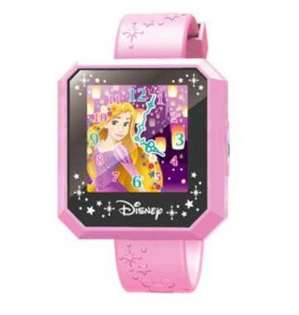 玩具 楽しく遊べるおもちゃ ディズニーキャラクター Magical Watch マジカルウォッチ ピンク 電子玩具 〈子供用玩具 子ども こどものおもちゃ 幼児 女の子向け 腕時計 デジタルアクセサリー ウェアラブルトイ ゲーム とけい Disney おもちゃ 通販〉