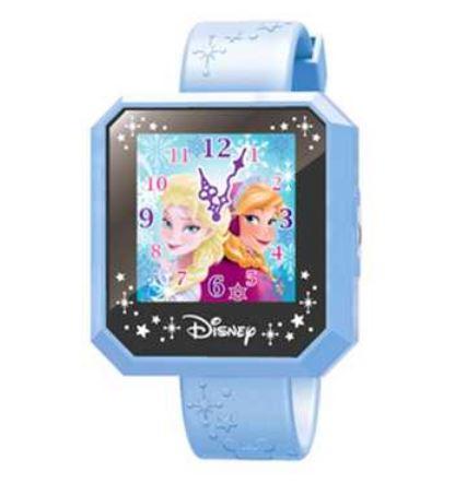 玩具 楽しく遊べるおもちゃ ディズニーキャラクター Magical Watch マジカルウォッチ ブルー 〈子供用玩具 子ども こどものおもちゃ 幼児 女の子向け 腕時計 デジタルアクセサリー ウェアラブルトイ ゲーム とけい Disney 通販〉